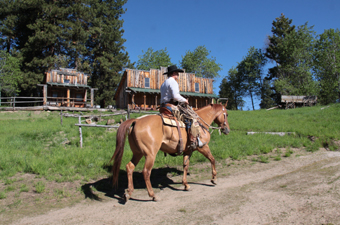 4 D Longhorn Guest Ranch - Idaho