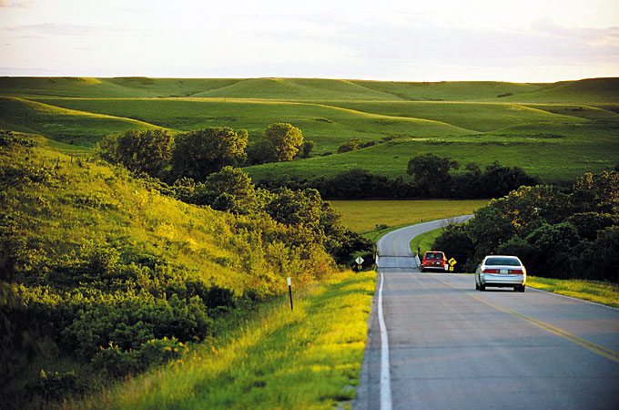 Flint Hills, Kansas - Credit: Kansas Department of Wildlife Parks & Tourism
