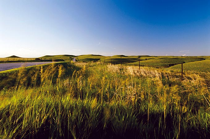Flint Hills, Kansas - Credit: native america