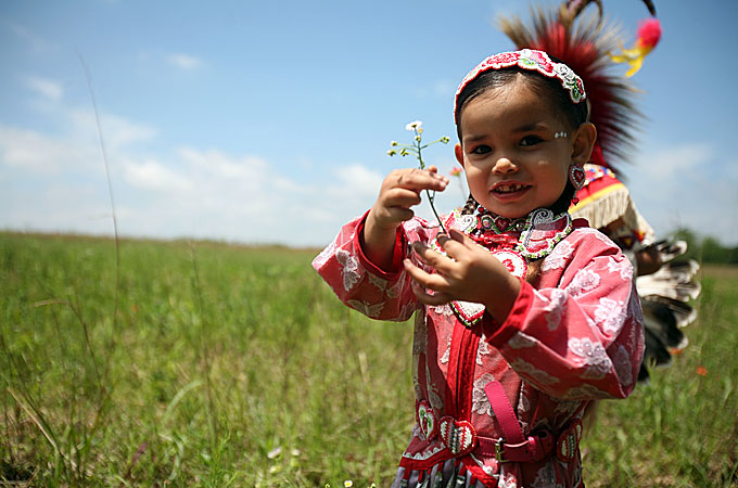 Native American - Credit: Travel Kansas / Oklahoma Tourism