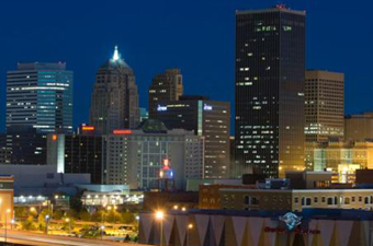 KS/Oklahoma City/Skyline