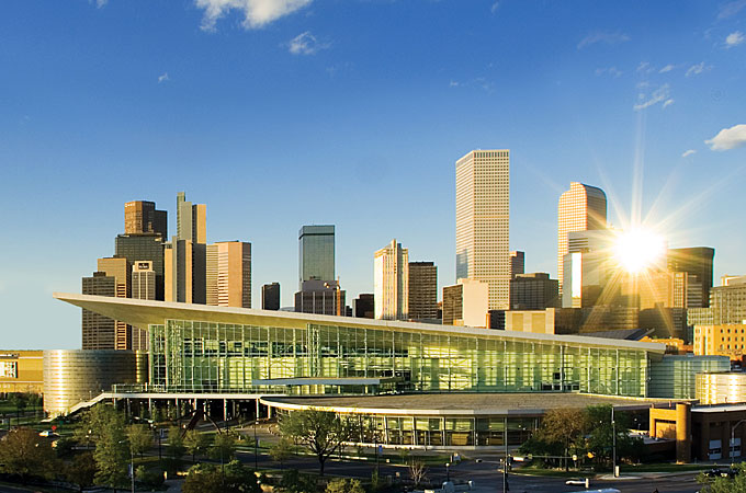 Colorado Convention Center, Denver, Colorado - Credit: Visit Denver, Scott Dressler-Martin