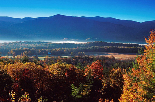 Great Smoky Mountains, Credit Tennessee Tourism