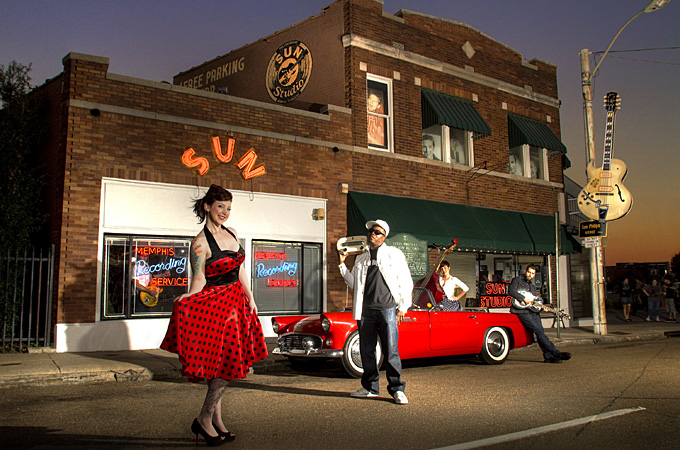 Memphis, Credit Tennessee Tourism