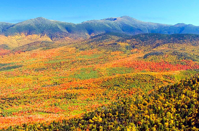 White Mountains - Credit: New Hampshire Division of Travel & Tourism Development