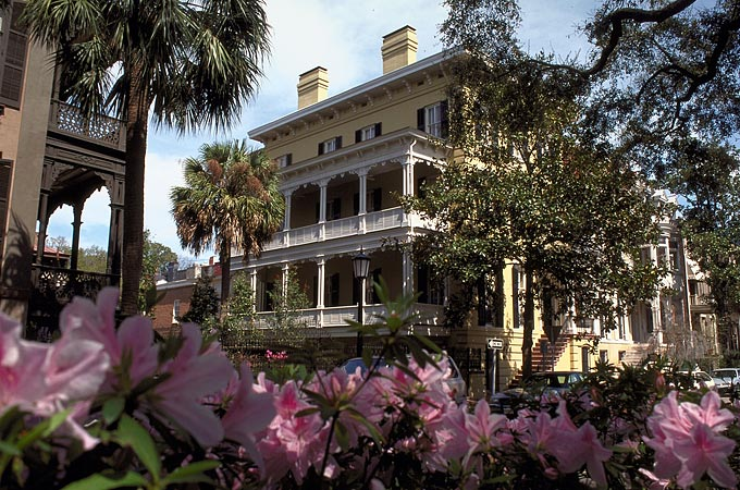 Savannah - Historic District
