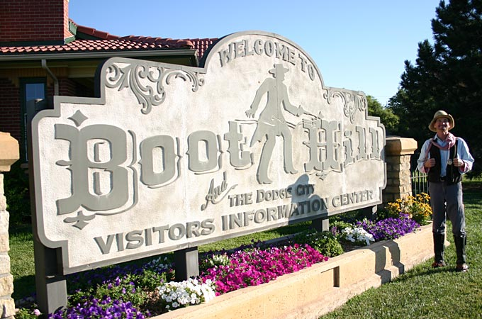 Boot Hill Museum, Dodge City - Credit: Dodge City CVB