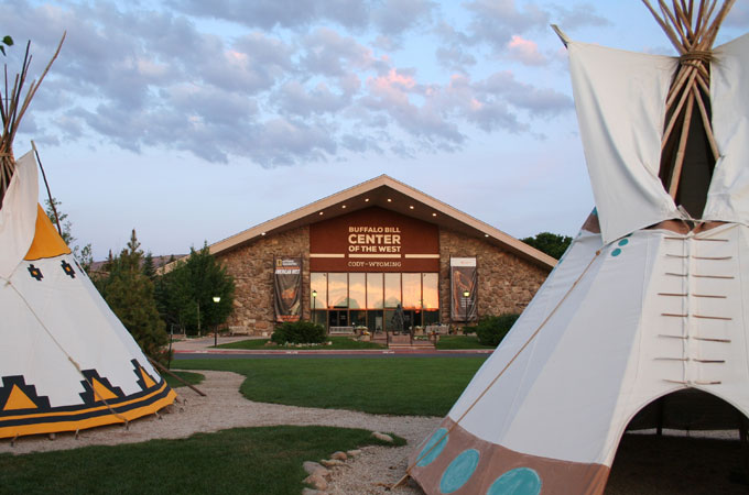 Buffalo Bill Center of the West in Cody, Wyoming - Credit: Cody Chamber of Commerce