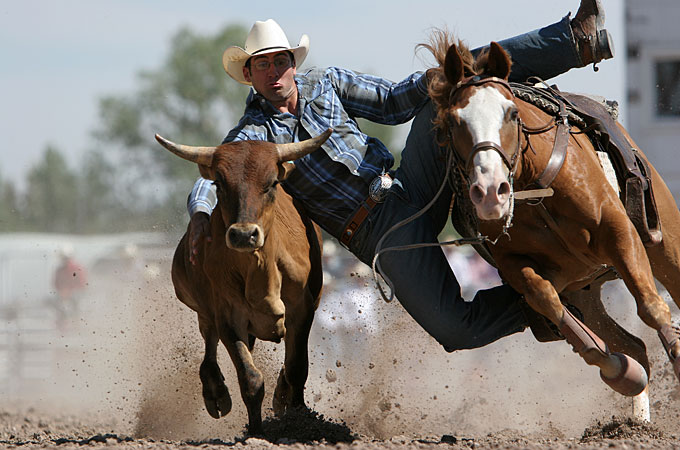 Cheyenne Frontier Days, Wyoming - Credit: Cheyenne Frontier Days