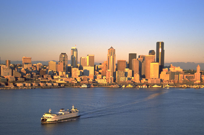 Seattle, Washington - Credit: Visit Seattle/Tim Thompson
