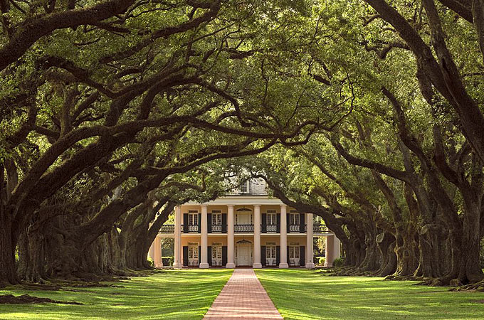 Oak Alley Plantation, Louisiana - Credit: Oak Alley Plantation