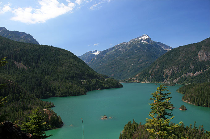 North Cascades National Park - Credit: Dirk Büttner