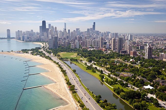 Chicago, Illinois - Credit: Illinois Office of Tourism