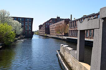 Lowell, Massachusetts - Credit: Massachusetts Office of Travel & Tourism