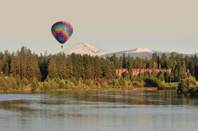 Bend,Central Oregon - Credit: Travel Oregon, Christian Heeb