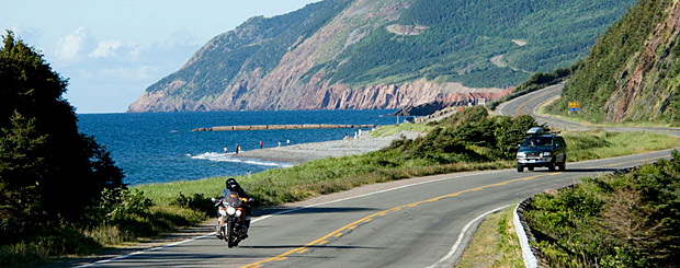 Cabot Trail, Nova Scotia - Credit: Nova Scotia Tourism, Culture and Heritage