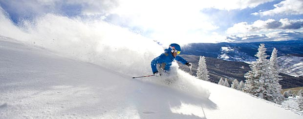Vail's Adventure Ridge,Vail, Colorado - Credit: Vail Resorts, Jack Affleck