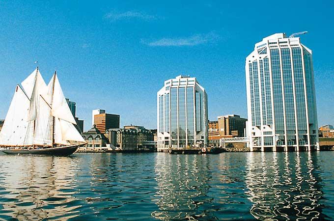 Halifax datieren