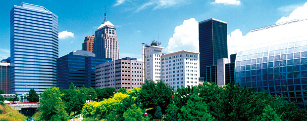 Oklahoma City, Oklahoma  - Credit: Oklahoma Tourism & Recreation Department
