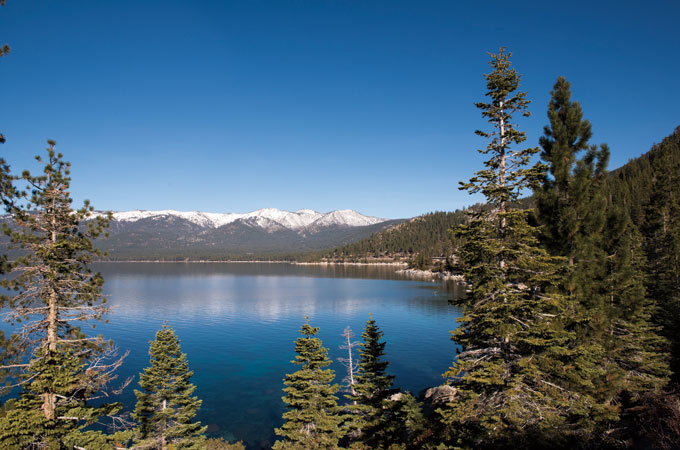 Lake Tahoe - Credit: Visit California/Carol M. Highsmith