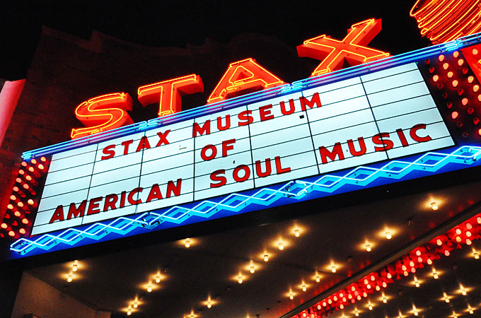 Stax Museum, Memphis, Tennessee - Credit: Tennessee Tourism