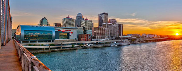 Louisville, Kentucky - Credit: Rich Hoyer