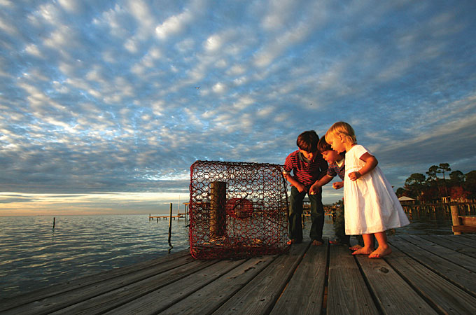 Mobile Bay, Alabama - Credit: The Alabama Tourism Department, John David Mercer