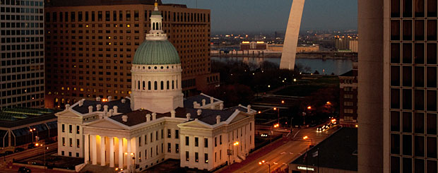 Old Courthouse, St. Louis, Missouri - Credit: Missouri Division of Tourism