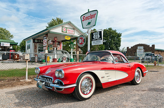 Route 66, Springfield, Missouri - Credit: Missouri Division of Tourism