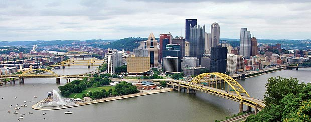 Pittburgh, Pennsylvania - Credit: Visit Pittsburgh, David Reid