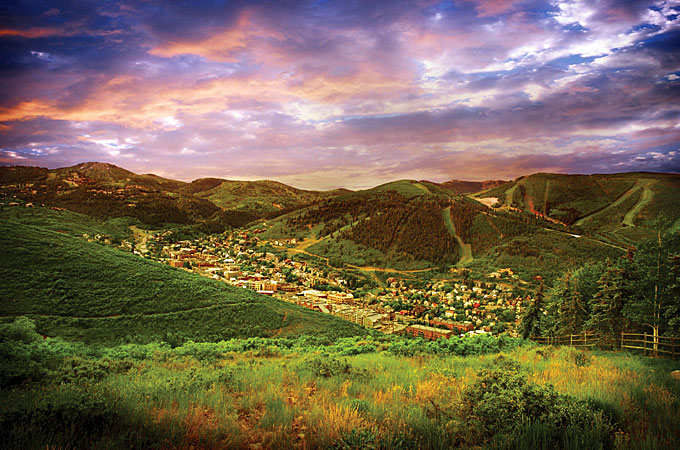 Park City, Utah - Credit: Park City Chamber of Commerce and Visitors Bureau