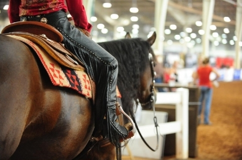 NRHA Futurity - Credit: Travel OK