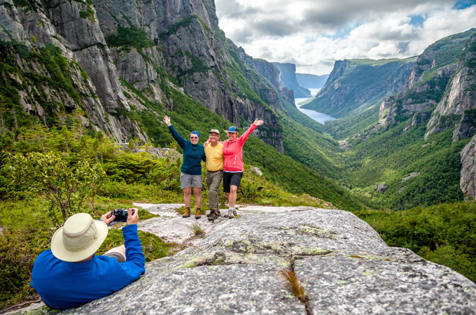 Gros Morne National Park, Neufundland - Credit: Newfoundland and Labrador Tourism
