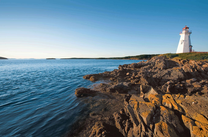 Bay of Fundy, New Brunswick - Credit: Tourism New Brunswick, Canada