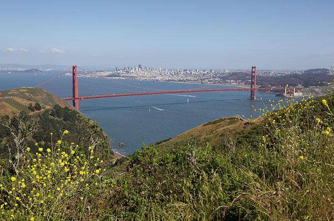 San Francisco, Kalifornien - Credit: Adventure Travel West,
