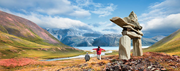 Torngat Mountains National Park, Newfoundland und Labrador - Credit: Newfoundland and Labrador Tourism, Barrett and MacKay
