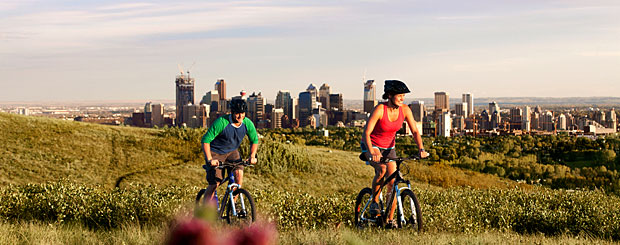 Calgary, Alberta - Credit: Canadian Tourism Commission