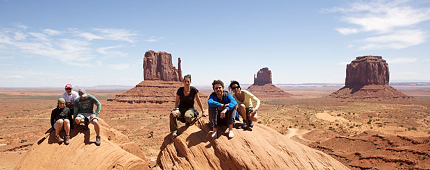 Adventure Travel West/Locations/Monument Valley/Titel