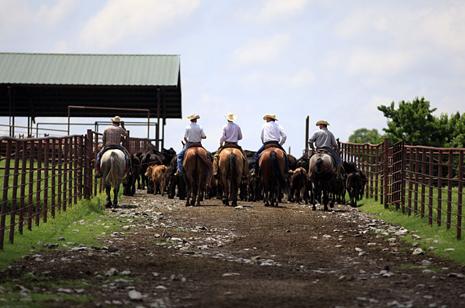 A Bar Ranch, Oklahoma - Credit: A Bar Ranch