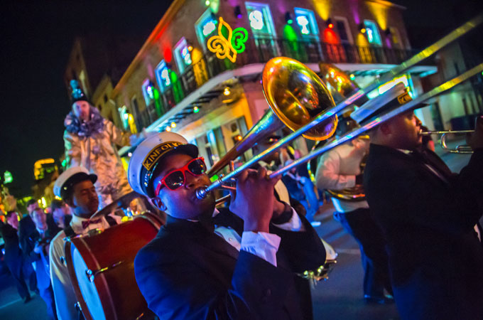 New Orleans, Louisiana - Credit: New Orleans Convention and Visitors Bureau