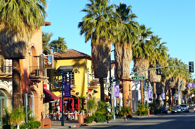 Palm Springs, California - Credit: Palm Springs Bureau of Tourism