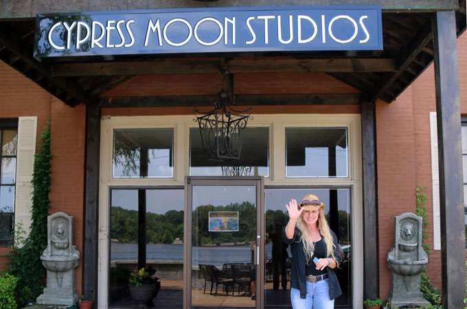 Cypress Moon Studios, Muscle Shoals, Alabama - Credit: Dirk Büttner