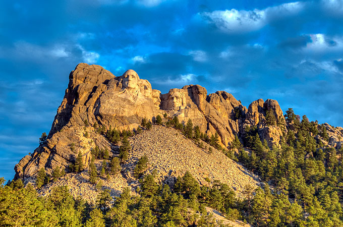 Mount Rushmore, South Dakota - Credit: South Dakota Department of Tourism