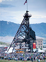 Montana Folk Festival, Butte, Montana - Credit: Montana Office of Tourism, Donnie Sexton
