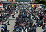 Sturgis Motorcycle Rally, Black Hills, South Dakota - Credit: South Dakota Department of Tourism