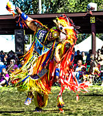 United Tribes Powwow, Bismarck, North Dakota - Credit: North Dakota Tourism