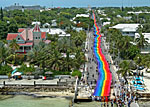 Key West Pride, Florida - Credit: Rob O'Neal