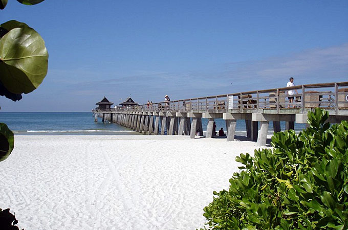 Naples, Florida - Credit: Naples Marco Island Everglades CVB