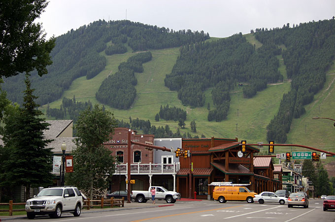Jackson, Wyoming - Credit: Wyoming Office of Tourism