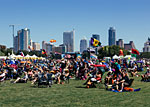 Austin City Limits Music Festival, Texas - Credit: Austin Convention & Visitors Bureau, Andy Forde